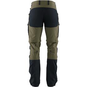 Fjällräven Keb Gaiter Trousers Men dark navy/light olive